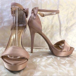 Jessica Simpson Heels sz 7.5 Blush Pink Stilettos